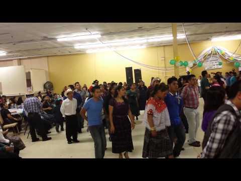 Fiesta de san sebastian coatan 2014