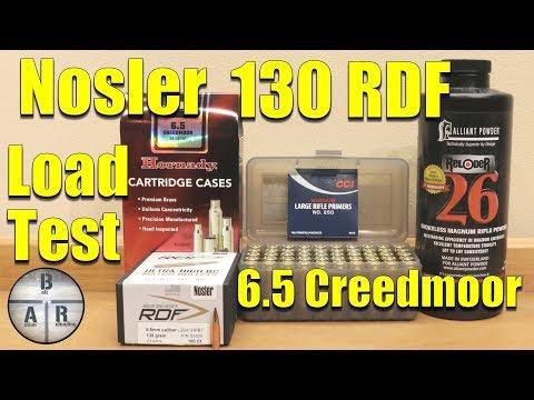 Xxx Mp4 Nosler 130 Grain RDF With Alliant Reloder 26 In 6 5 Creedmoor 3gp Sex