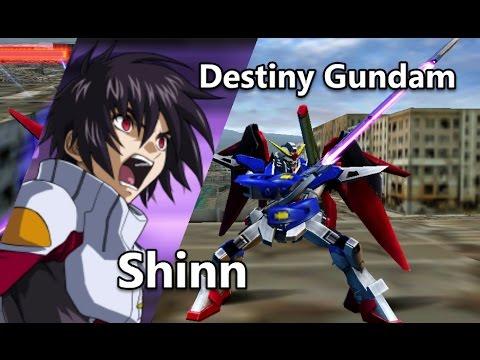 Gundam Vs. Gundam NEXT PLUS: Destiny Gundam - Arcade Mission G