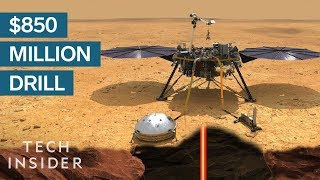 Why NASA Is Sending An $850 Million Hammer To Mars