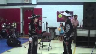 5 DE MAYO 2012 Jasmin y Jorge Duelo de Rancheras