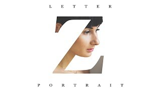 How to Create Letter Portrait |  Photoshop Tutorial