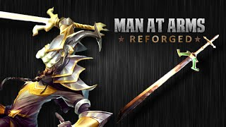 Master Yi's Ring Sword (League of Legends) - MAN AT ARMS: REFORGED