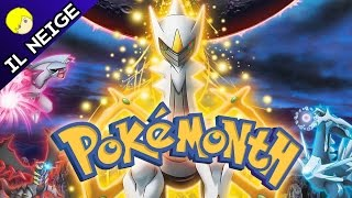 ARCEUS AND THE JEWEL OF LIFE | Movie Review | Il Neige
