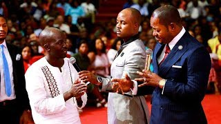 Unbelievable: Man UNDRESSED and his BODY SCARS revealed in prophecy - Prophecy by Alph  Lukau