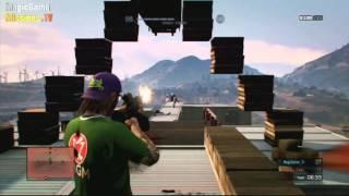 GTA 5 Online ™ | Fight Club in Heaven II | Deathmatch