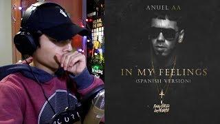 Anuel AA - In My Feelings (Spanish Version)¡GUERRA! ¿¡Anuel vs El Dominio!? Reaccion