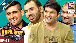 The Kapil Sharma Show - Episode 61–दी कपिल शर्मा शो–Kabaddi Champions In Kapil's Show–20th Nov 2016