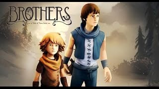 Brothers: A Tale of Two Sons All Cutscenes (Game Movie) 1080p HD