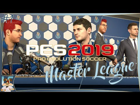 Xxx Mp4 PES 2019 Master League 1 Two Great Signings But Not A Good Pre Season 4K PS4 Pro 3gp Sex
