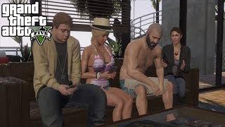 Reuniting the Family - GTA V Mission #65 (HD)
