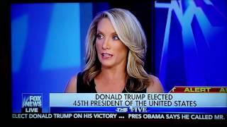 Shell shocked Fox News Juan Williams freaks over Trump presidency
