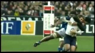 BRUTAL RUGBY HITS