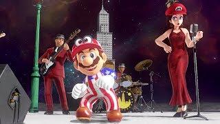 Super Mario Odyssey - Secret Final Level (Invisibility Hat Unlocked)
