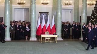 Zmiany w rządzie Morawieckiego - TRANSMISJA