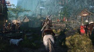 The Witcher 3 - Topspiel-Video: Die Spielwelt