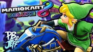 Mario Kart 8 Deluxe Nintendo Switch Gameplay! | GRAND PRIX (Part 1)