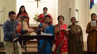 Parama Jeevamu Naaku Nivva || Telugu Christian Worship || పరమజీవము నాకు నివ్వ || utccnj choir