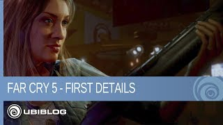 Far Cry 5 : First Details : Surviving in Hope County, Montana | Interview |Ubisoft [US]