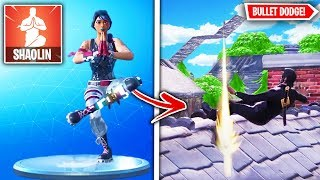 Top 5 OP Fortnite Emotes THAT GIVE YOU AN ADVANTAGE!