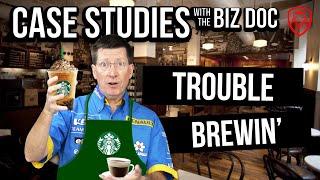 The Billion Dollar Mistake Starbucks Just Made!  - A Case Study For Entrepreneurs