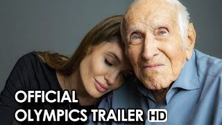 Unbroken Official Olympics Trailer (2014) HD - Angelina Jolie Movie