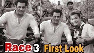 Race 3 First Action Look | Salman Khan, Jacqueline Fernandez