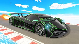 NEW 5007HP FASTEST SUPERCAR DLC IN THE GAME! ($5,000,000)