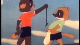 아동영화 재미있는 이야기   외나무다리에서 360p