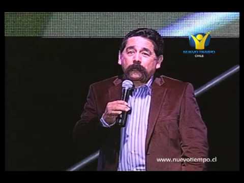 Jose Vicente Rojas 01 En Congreso Pucón Chile 2012
