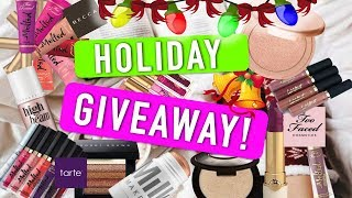 BIGGEST HOLIDAY GIVEAWAY OPEN INTERNATIONAL !!