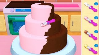 Fun Cake Cooking Game - My Bakery Empire - Bake, Decorate & Serve Cakes Games For Girls To Play