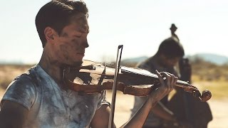 Take Me To Church - Hozier (violin/cello/bass cover) - Simply Three