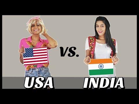 Xxx Mp4 AMERICA VS INDIA Part 3 Rickshawali 3gp Sex