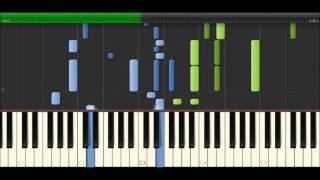 空へ(山崎まさよし)ピアノ・連弾 -「映画ドラえもん 新・のび太の日本誕生」主題歌-