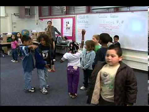 1 D6E Guided Practice Perform Shadowing Exercise to Music Part 2