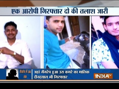 Xxx Mp4 Rewari Gang Rape Haryana Police Nabs One Key Accused Hunt For Two Others On 3gp Sex