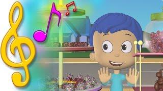 TuTiTu Songs | Chocolate Song | Songs for Children with Lyrics