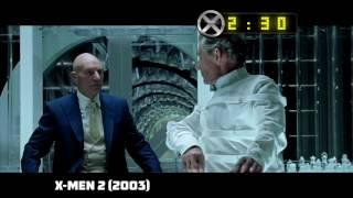 La primera trilogía de X-Men en cuatro minutos