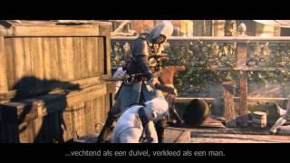 Assassin's Creed 4 Black Flag - Officiële première trailer [NL]