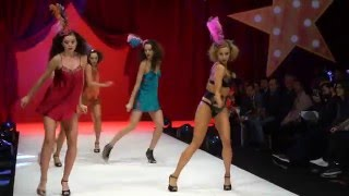 """Lingerie & Cocooning fashion show // Trend 1 : """"Vintage Circus Fun"""" Vol#1 HD"""