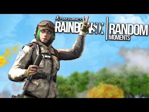 Rainbow Six Siege Random Moments 18 Funny Moments Compilation