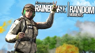 Rainbow Six Siege - Random Moments: #18 (Funny Moments Compilation)