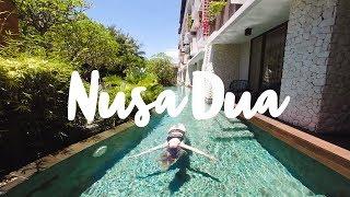 Nusa Dua in 60 seconds || video by Little Grey Box