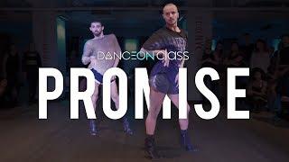 Ciara - Promise | Yanis Marshall Choreography | DanceOn Class