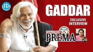 Praja Gayakudu Gaddar Exclusive interview    Dialogue With Prema #28