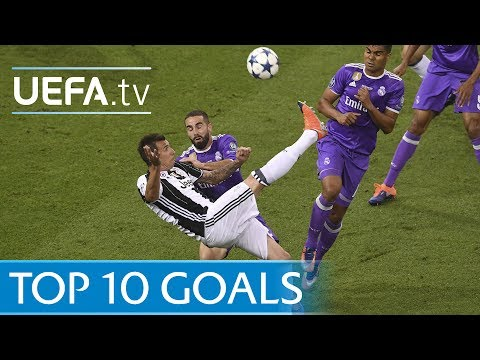 UEFA Champions League 2016 17 Top ten goals