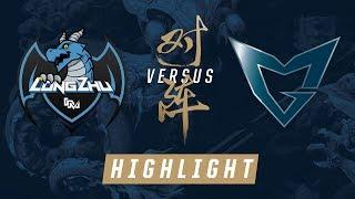 LZ vs SSG Worlds Quarterfinals Match Highlights 2017