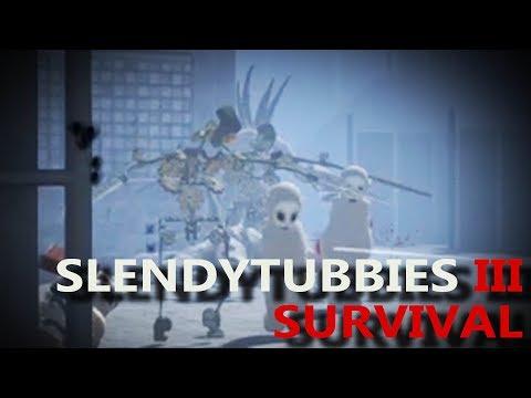 PROTECT GRANDMA'S STUFF | Slendytubbies 3 Part 12