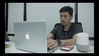 Google Home Indonesia: Setup dan Coba-coba